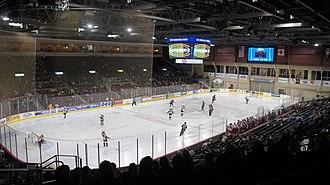 Erie Insurance Arena - Image: Erie Insurance Arena Interior