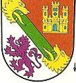 Escudo de armas del infante Juan de Castilla, hijo de Pedro I de Castilla.jpg