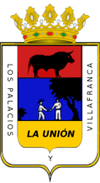 Official seal of Los Palacios y Villafranca, Spain