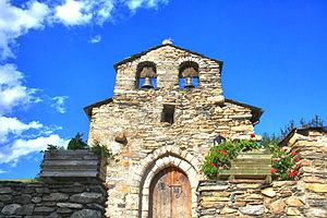 Església de Sant Miquel de Prats - Església de Sant Miquel de Prats