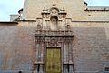 Església de santa Maria de Sagunt, portada barroca.JPG