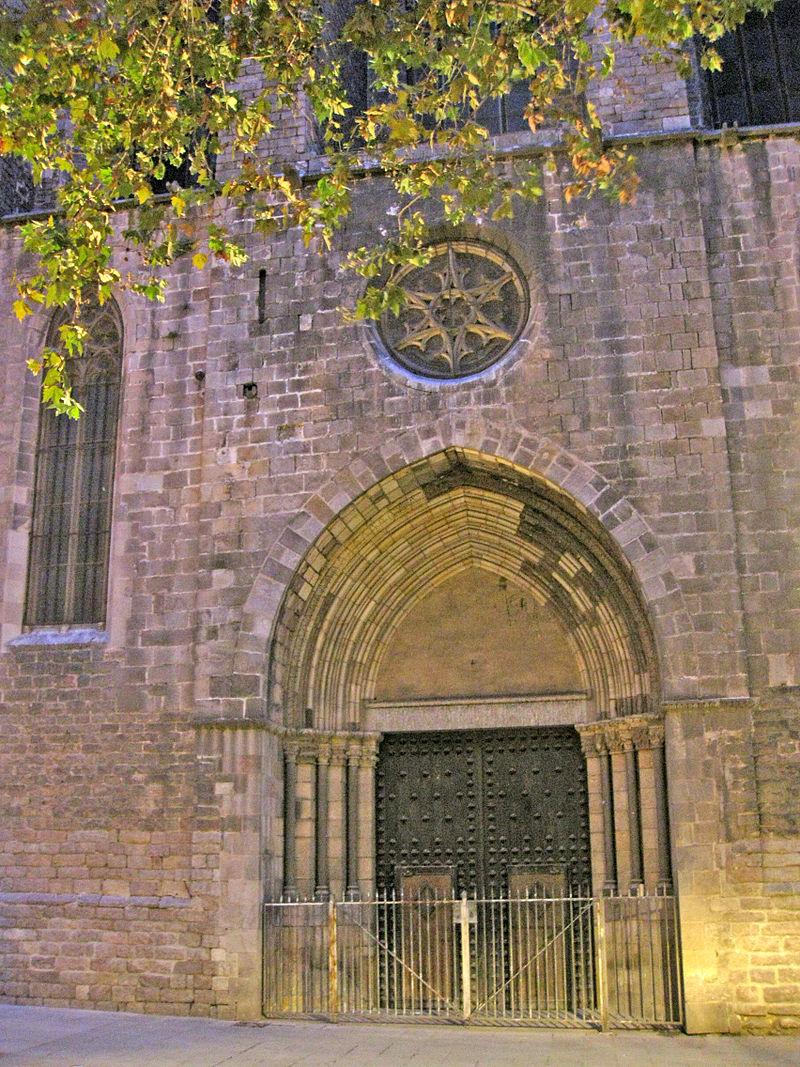 Chiesa di santa maria del pi for Citta della siria che da nome a un pino