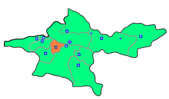Eslamshahr County