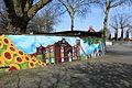 Essen - Rotthauser Straße - Wandbild Zeche Bonifacius 03 ies.jpg