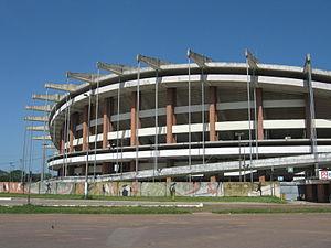 Estádio Olímpico do Pará - Image: Estádio Olímpico do Pará 2