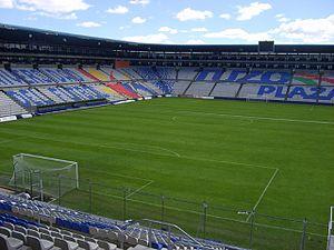 Estadio Hidalgo - Image: Estadio Hidalgo Huracan