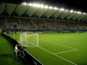 2008 FIFA U-20 Women's World Cup - Image: Estadio Municipal