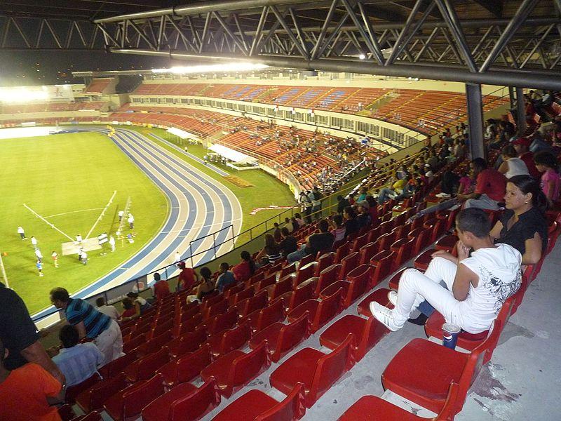 Juego amistoso.  8 de octubre del 2010 contra Panama en ciudad panama. 800px-Estadio_Rommel_Fern%C3%A1ndezA3