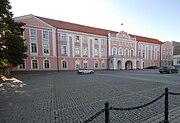 Estland parliament