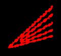 Etagement vitesses Cagiva T4 500cc.png