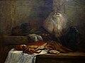 Eugène Boudin, Nature morte à la raie.jpg