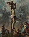 Eugène Delacroix (1798-1863) - Christ on the Cross - NG6433 - National Gallery.jpg