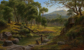 Warrenheip Hills near Ballarat