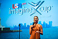 Eva Longoria at Imagine Cup 2011 09.jpg