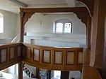 Evangelische Kirche Trais-Horloff Empore 03.JPG