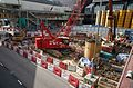 Exhibition Station east construction site in June 2016.jpg