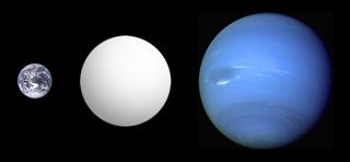 Gliese 1214 b Extrasolar planet
