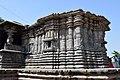 Exterior of Thousand Pillared Temple, Warangal.jpg