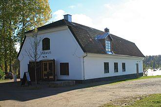 Färnebofjärden National Park - Gävleborg County is responsible for the park's visitor center