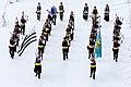 FIL 2012 - Arrivée de la grande parade des nations celtes - Bagad Landerne.jpg