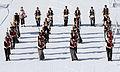 FIL 2012 - Arrivée de la grande parade des nations celtes - Bagad Sonerien bro Dreger.jpg