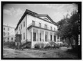 FRONT (SOUTH) ELEVATION - Hampton-Preston House, 1615 Blanding Street, Columbia, Richland County, SC HABS SC-869-1.tif