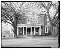 FRONT VIEW - Robert Calhoun Burkholder House, Cabell and B Streets, Lynchburg, Lynchburg, VA HABS VA,16-LYNBU,12-1.tif