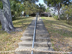 National Register of Historic Places listings in Okaloosa County, Florida - Image: FWB Temple Mound 02