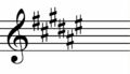 F sharp major (D sharp minor).png