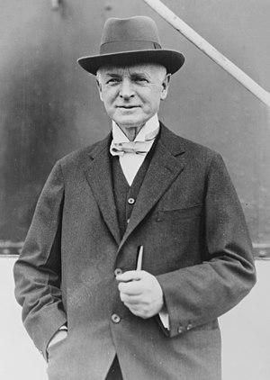 Fairfax Harrison - Harrison in 1927