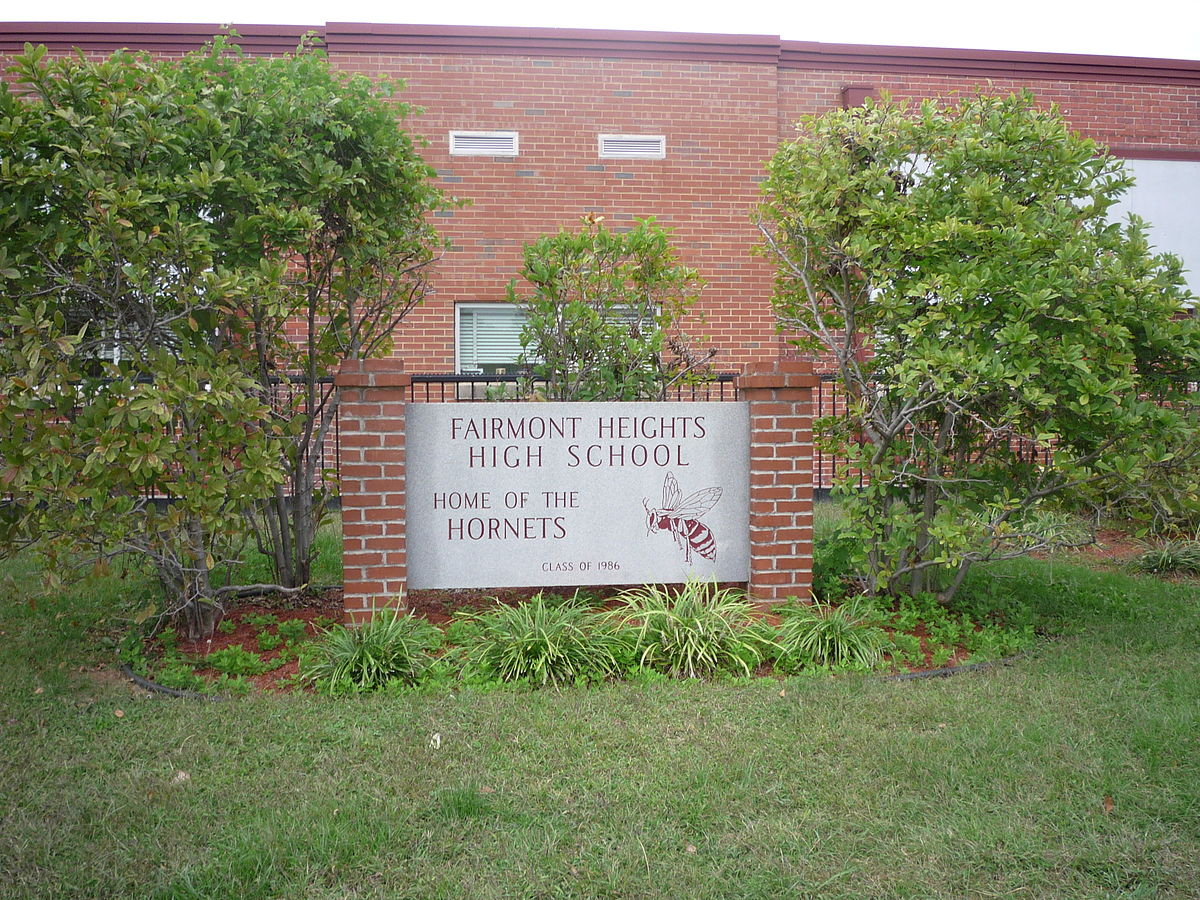 Fairmont Heights High School Wikipedia