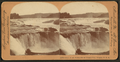 Falls of the Willamette at Oregon City, Oregon, U.S.A, by Keystone View Company 2.png