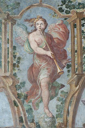 Antonio Viviani - Loggia of Palazzo Altemps, Rome