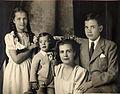 Familia lui Eugen Filotti la Budapesta.jpg