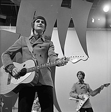 "The Kinks izvode ""This is where I belong"" i ""Mr. Pleasant"". Emisija nizozemske televizije Fanclub snimljena 29. travnja i emitirana 5. svibnja 1967."