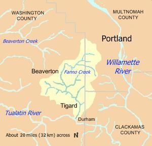 Fanno Creek Wikipedia