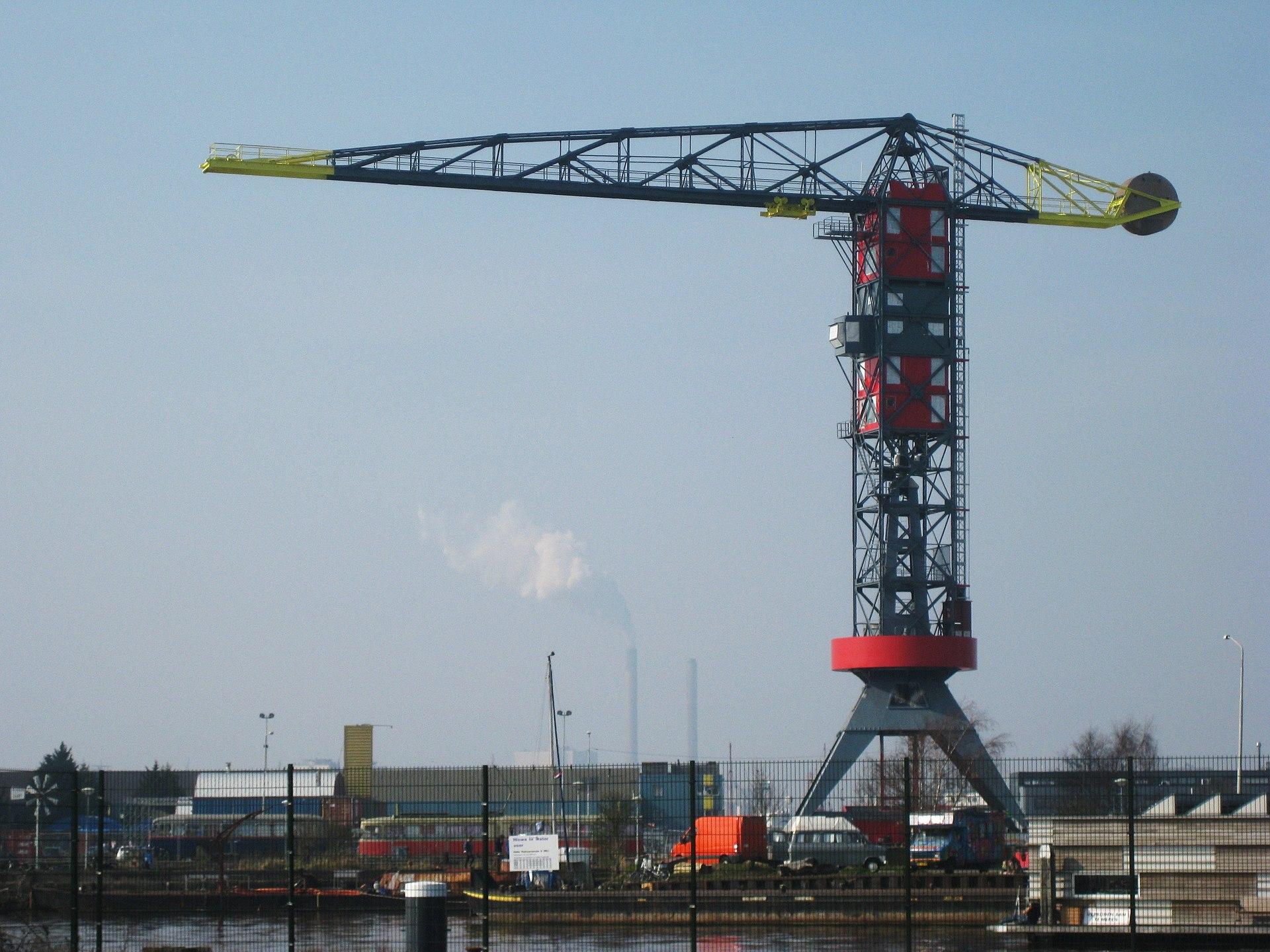 Crane Hotel Amsterdam