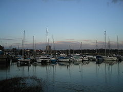 Fareham Creek