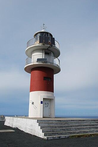 Cape Ortegal Lighthouse - Cape Ortegal Lighthouse