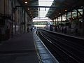 Farringdon station Thameslink platforms look north.JPG