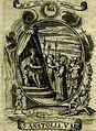 Fasti Mariani cum illustrium diuorum imaginib. and elogijs prope DC. in singulos anni menses diésq SS. natales distributis (1630) (14565415169).jpg