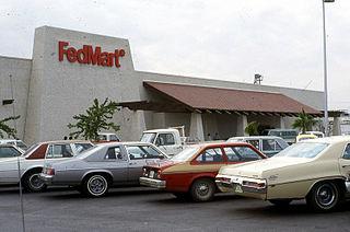 FedMart American discount department store chain