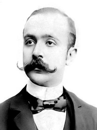 Federico De Roberto - Image: Federico De Roberto