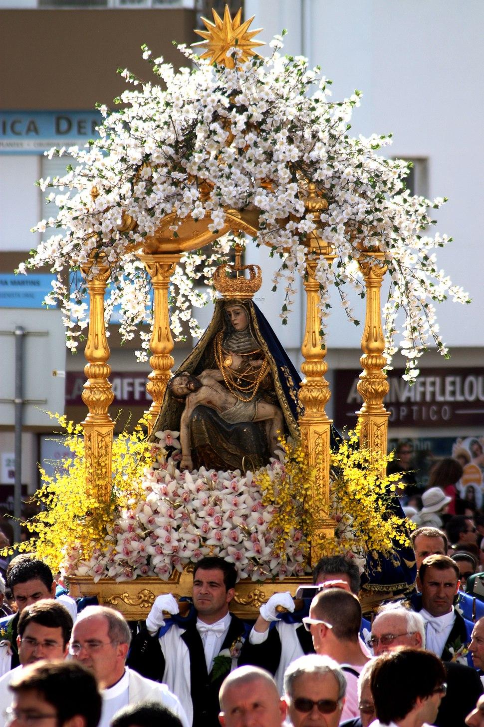 Festa da Nossa Senhora 2012