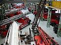 Feuerwehrmuseum Stuttgart Fahrzeughalle.JPG