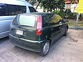 Fiat Punto S 5-Door Hatchback in Bangkok Thailand Rear.jpg