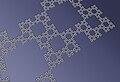 Fibonacci word fractal diagonal variant.jpg