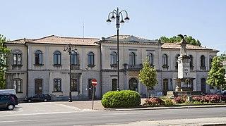 Fiesso dArtico Comune in Veneto, Italy