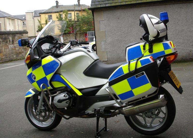 Image:Fife Police Bike.jpg