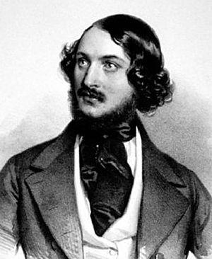 Alzira (opera) - Filippo Coletti, the original Gusmano